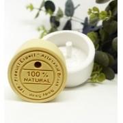 Molde Silicone Sabonete 100% Natural