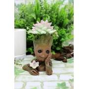 Molde silicone Vaso Baby Groot