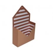 Pacote Caixas Envelope Kraft
