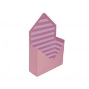 Pacote Caixas Envelope Rosa