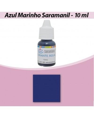 CORANTE 10 ML SABONETES AZUL MARINHO