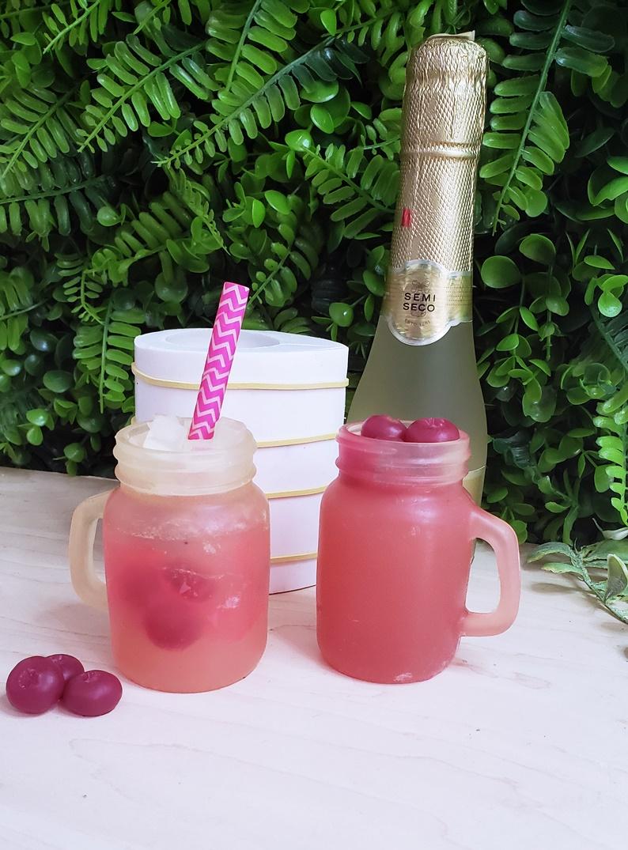 Molde Silicone Copo/Caneca Batida Drink