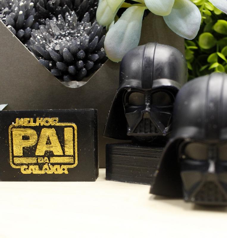 MOLDE silicone Vela Darth Vader