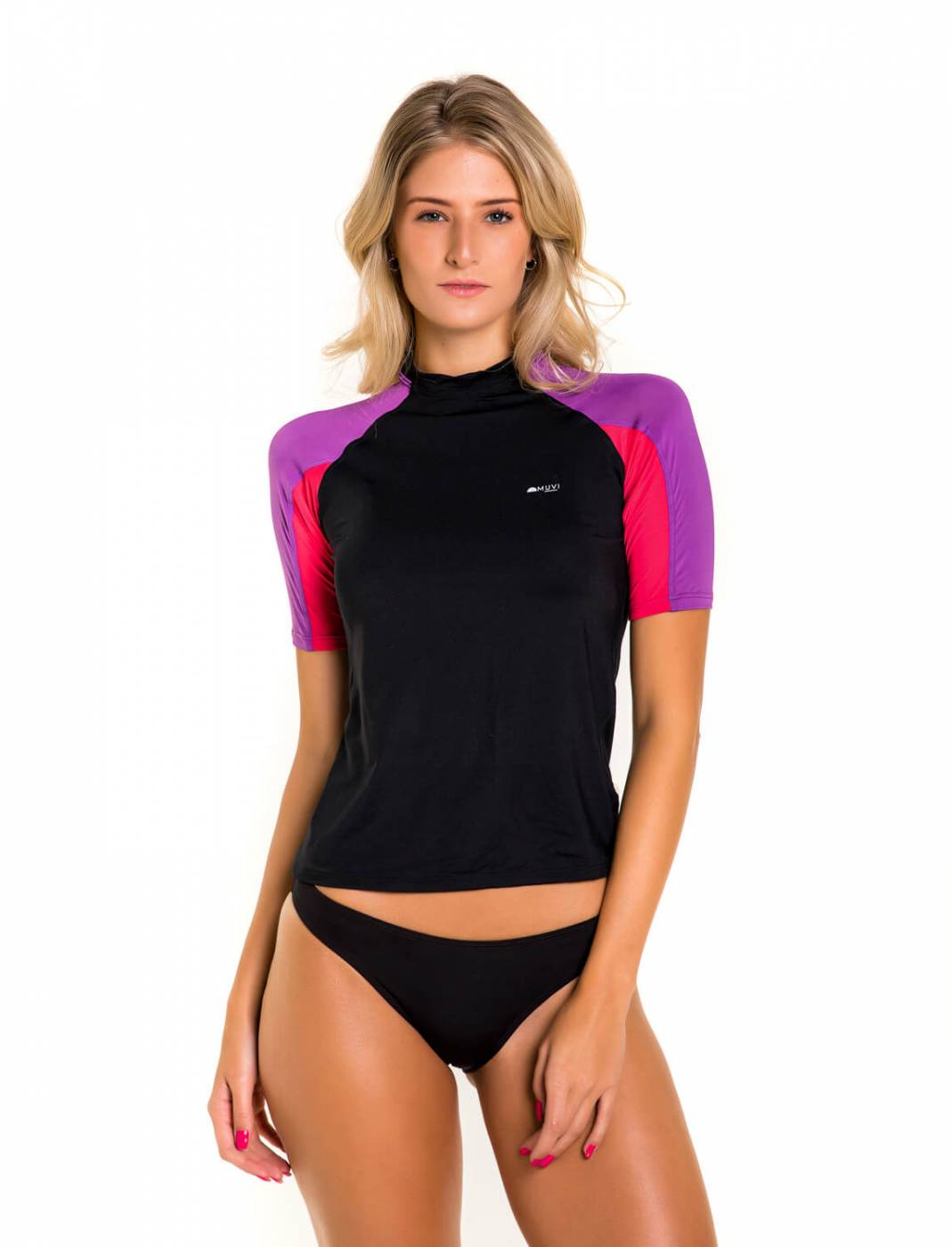 Camisa Feminina Slim Proteção Solar FPU50+ Muvi - Copacabana