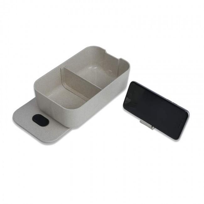 Marmita Plástica C/ Porta Celular