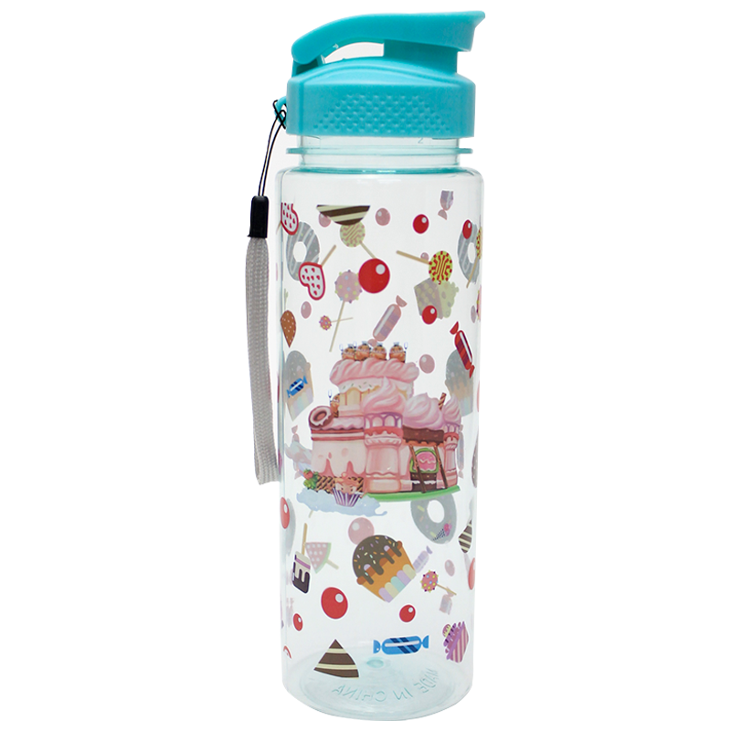 Squeeze Plástico Candy 650 ml