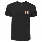 CAMISETA VANS OFF THE WALL - VN0A4A5DBLK