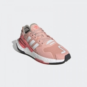 TÊNIS ADIDAS DAY JOGGER - Trace Pink/Cloud White/Semi Flash Red - FW4828