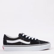Tênis Vans SK8-Low Black/True White - VN0A4UUK6BT