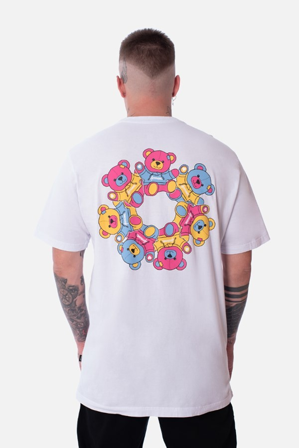 CAMISETA  APPROVE PSYCHEDELIC