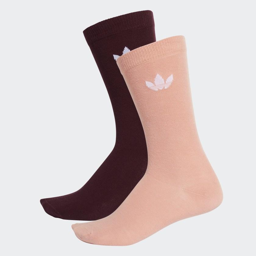 Meia Adidas Crew Socks