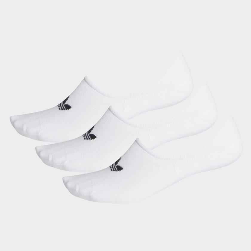Meia Adidas No-Show Kit 3 pares