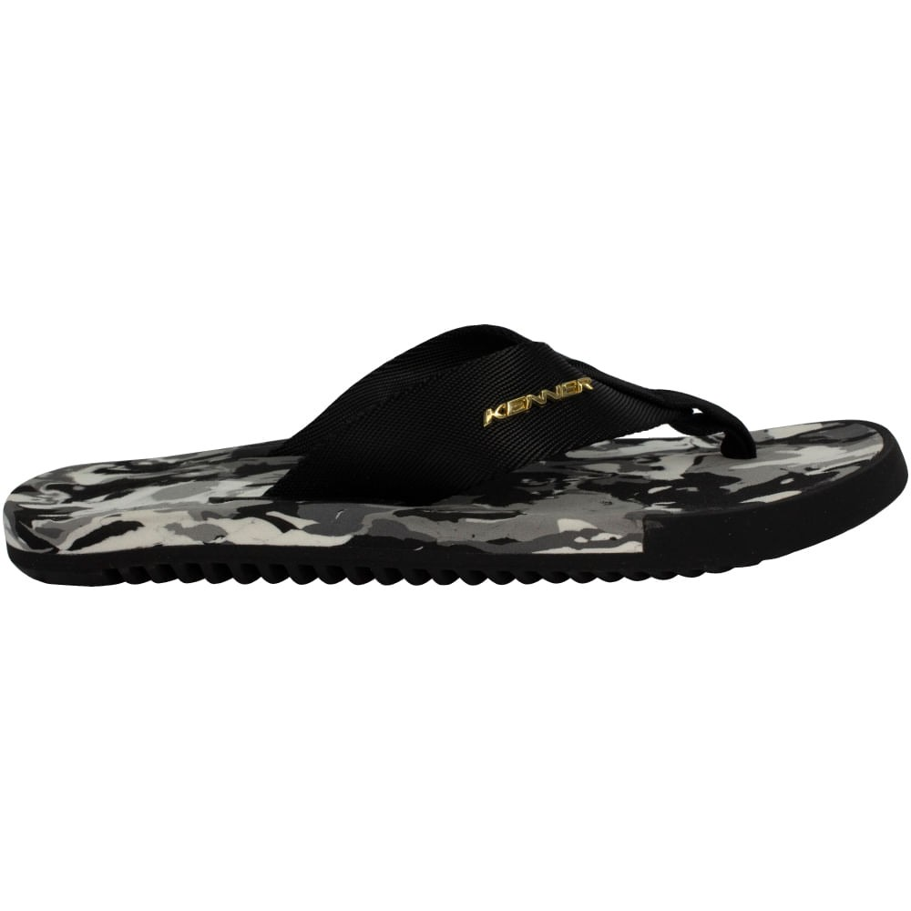 Chinelo Kenner Kick.S All Flakes - Camuflado - HQF-01