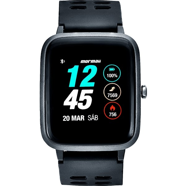 Smartwatch Mormaii - MOLIFEAB/8P