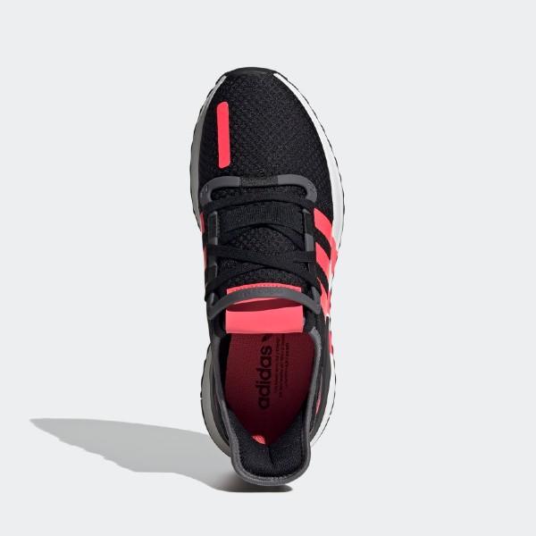 TÊNIS ADIDAS U_PATH RUN - Core Black/Flash Red/Grey Five - FX5262