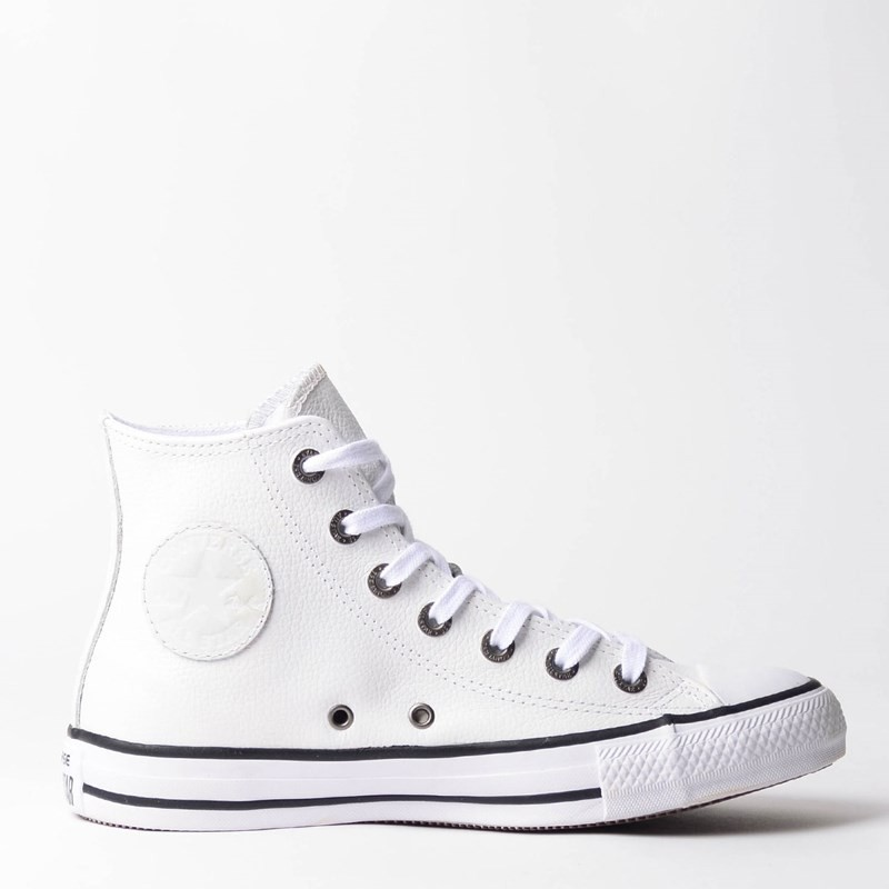 Tênis Converse All Star Chuck Taylor European HI Branco - CT04490001