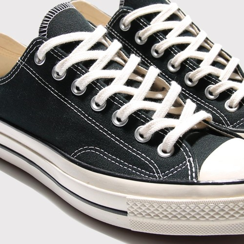 Tênis Converse Chuck 70 Ox Preto Branco CT09560004