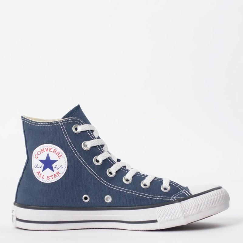 Tênis Converse Chuck Taylor All Star Core Hi Marinho CT00040003