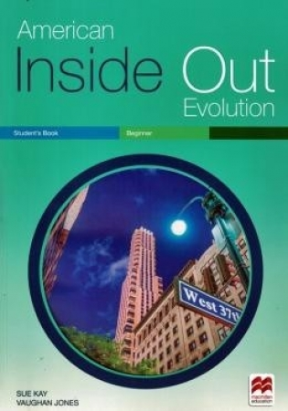 American Inside Out Evolution Beginner - Students Pack With Workbook - With Key