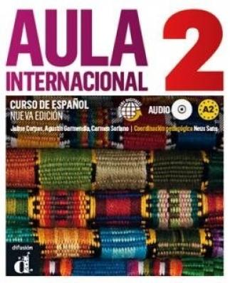Aula Internacional 2 - Libro Del Alumno Con Cd Audio - Nueva Edición