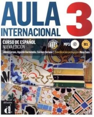 Aula Internacional 3 - Libro Del Alumno Con Cd Audio - Nueva Edición