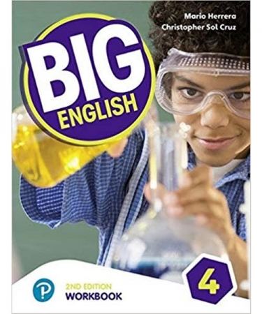 Big English 4 - Activity Book 2ndAme