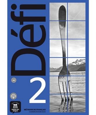 Défi 2 Cahier D'Exercices Avec Mp3-2-A2