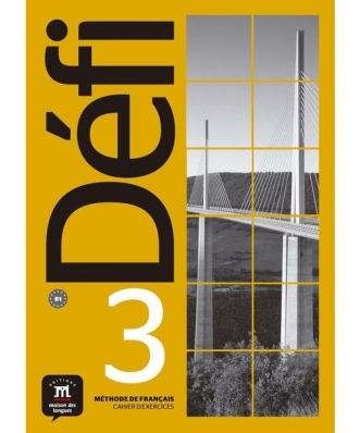 Defi 3 Cahier Dexercices Avec Mp3-3-B1