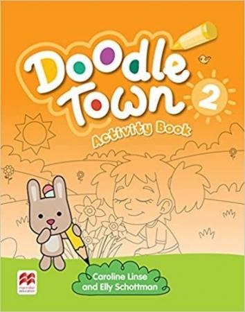 Doodle Town Activity Book-(2)