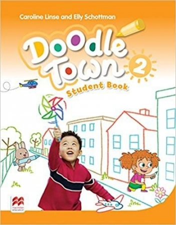 Doodle Town Student'S Book Pack-(2)