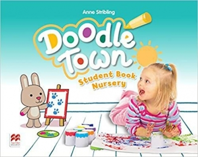 Doodle Town Student'S Book Pack-(Nursery)