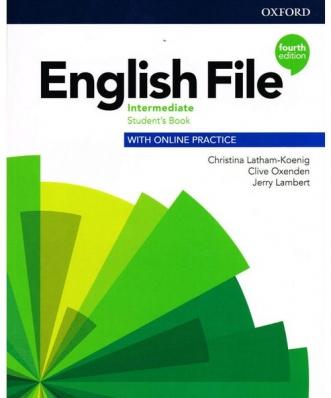 English File Interm Sb W Online Practice 4Ed