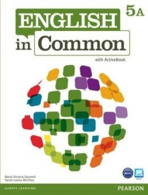 English In Common 5A - Student Book With Workbook And Activebook
