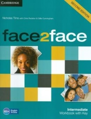 Face2face Intermediate - Workbook With Key - 2nd Ed