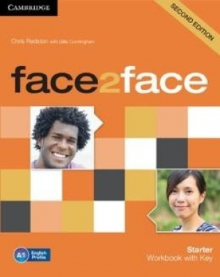 Face2face Starter - Workbook With Key - 2nd Ed
