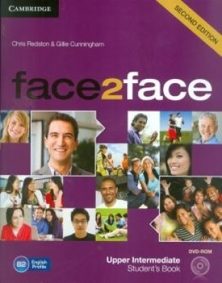 Face2face Upper Intermediate - Students Book - 2nd Ed