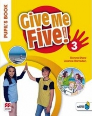 Give Me Five! Pupil'S Book Pack W/Activity Book-3