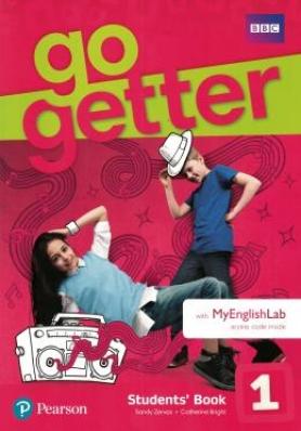 Go Getter 1 Students Book W/MyEnglishLab