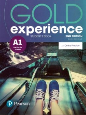 Gold Experience (2Nd) A1 Student Book + Online