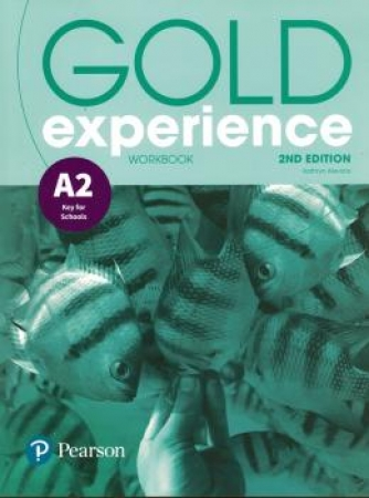 Gold Experience (2Nd) A2 Workbook