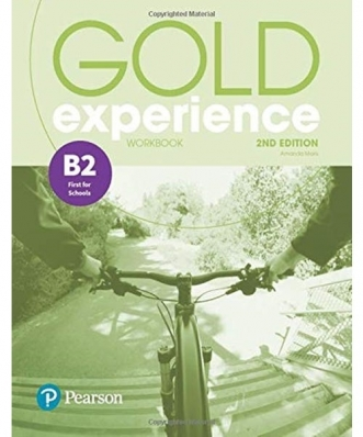Gold Experience (2Nd) B2 Workbook