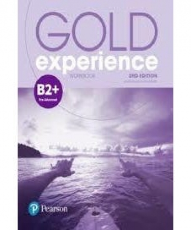 Gold Experience (2Nd) B2+ Workbook