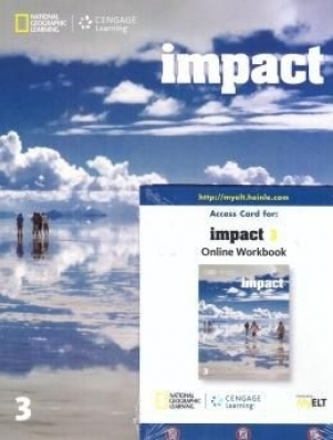 Impact - Ame - 3 - Student Book With Online Workbook (Só Mirassol)