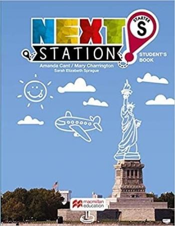 Next Station Starter - Student's Book + Workbook + CLIL