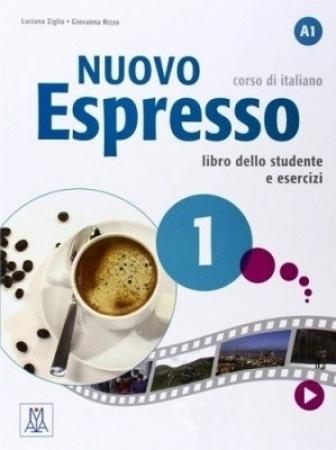 Nuovo Espresso 1 - Libro Dello Studente E Esercizi