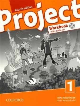Project 1 - Workbook With Audio Cd And Online Practice Pack - 4th Ed