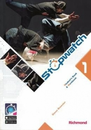 Stopwatch 1 - Student?s book and workbook