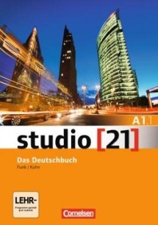 Studio 21 A1.1 Grundstufe - kurs- Und Ubungsbuch Mit Dvd-rom