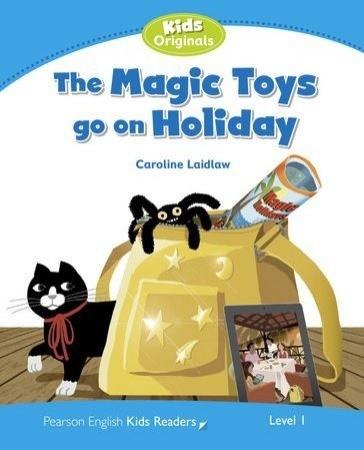 The Magic Toys Go On Holiday - Coleção: Pearson English Kids Readers