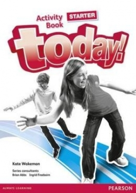Today! Starter - Activity Book